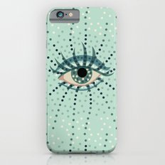 Dots And Abstract Eye Slim Case iPhone 6s