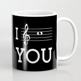 I see you (dark colors) Coffee Mug