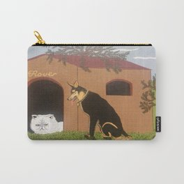 Ornery, Unwelcome House Guest Carry-All Pouch