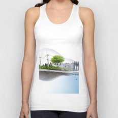 Echo Energy Unisex Tank Top