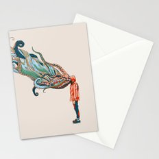 Octopus in me Stationery Cards