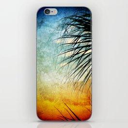 Sunrise Paradise iPhone Skin