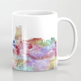 Fort Wayne City Skyline Coffee Mug