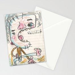 Shiiiiiiit Stationery Cards