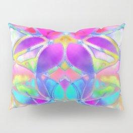 Floral Fractal Art G307 Pillow Sham