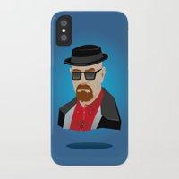 heisenberg iPhone & iPod Cases featuring Heisenberg by Kody Christian