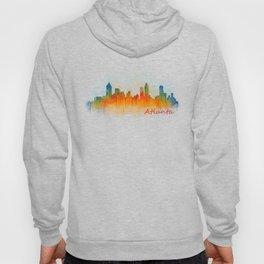 Atlanta City Skyline Hq v3 Hoody