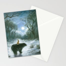 Isabella and the Bear Stationery Cards