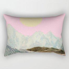 Late Summer Sun Rectangular Pillow