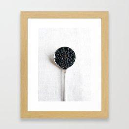 Peppercorns Framed Art Print