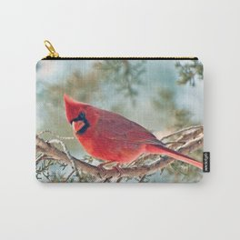 I Spy... (Northern Cardinal) Carry-All Pouch