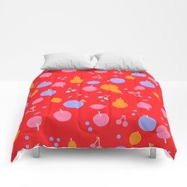 Fruity! III Comforters