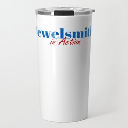 Jewelsmith in Action Travel Mug