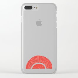Don't Quit Your Day Dream Clear iPhone Case