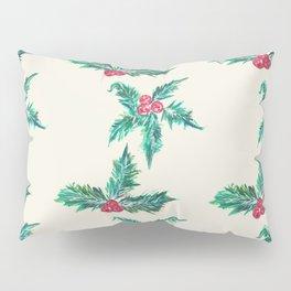 Winter Holly Pillow Sham