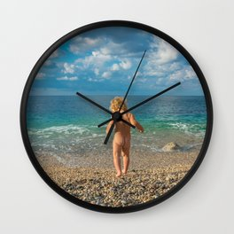 Seachild Wall Clock