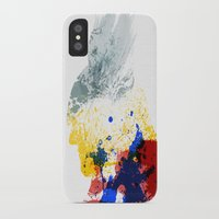 nordic iPhone & iPod Cases featuring Nordic Star by Arian Noveir