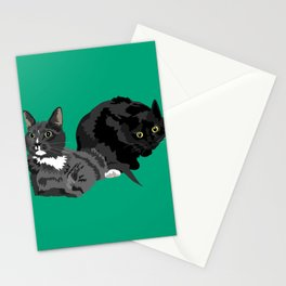 Baggins and Heathcliff Stationery Cards