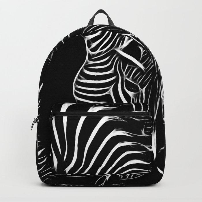 zebras Backpack