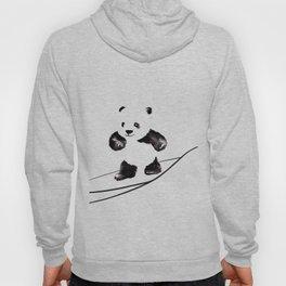 Surfing Panda Hoody