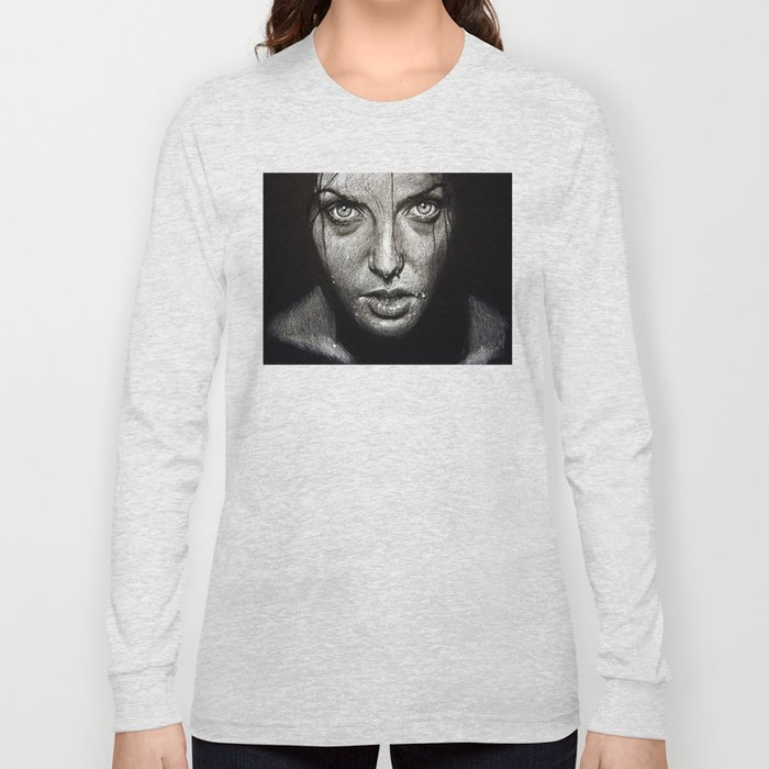 The Withdrawal (VIDEO IN DESCRIPTION!) Long Sleeve T-shirt