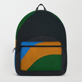 Copacabana - From concrete to the sea Backpack