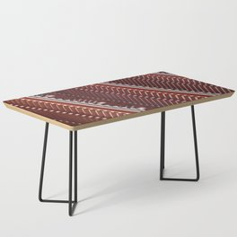 Pagoda roof pattern Coffee Table