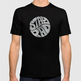 Stay Rad (Turquoise) T-shirt