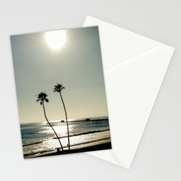 San Clemente Sunset Stationery Cards