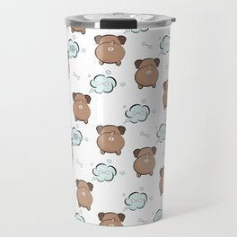 Dog fart Travel Mug