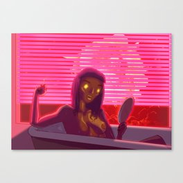 G'L'Amour Canvas Print