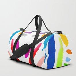 Emile Pattern Duffle Bag