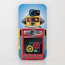 Tin Man No. 2 iPhone Case