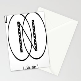 'ONO Stationery Cards