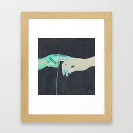 Amarra (Binding) Framed Art Print