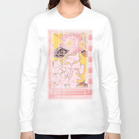 Jungle Blossoms Long Sleeve T-shirt