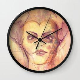 Mrs. Monster Wall Clock