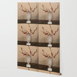 Bittersweet in Vase Wallpaper