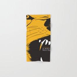 The Wolf of Wall Street | Fan Poster Design Hand & Bath Towel