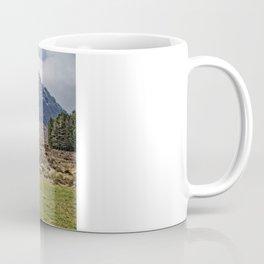Deer with Buachaille Etive Mòr Coffee Mug