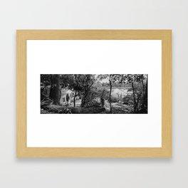 Christiania Framed Art Print