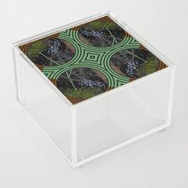 Nature Portals Pattern Acrylic Box