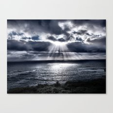 Haunted Seas I Canvas Print