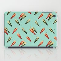 otters iPad Cases featuring Otters' attractions by Lillian Ip-Koon
