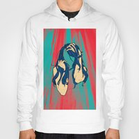 cancer Hoodies featuring Cancer by Rendra Sy