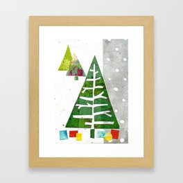 Oh Christmas Tree, oh Christmas Tree! Framed Art Print