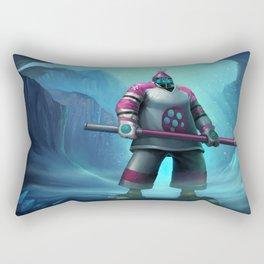 The Mighty Jax League of Legends Rectangular Pillow
