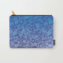 Shells on the Ocean floor Carry-All Pouch