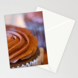 Sweet Dreams Chocolate Cupcakes Stationery Cards