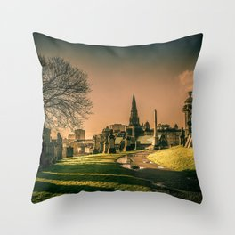 The 50,000 Throw Pillow